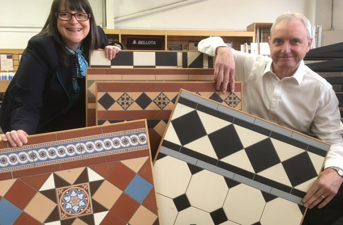 Cwmbran-based Tiles Ahead Secures £500,000 Investment Supported by Barclays