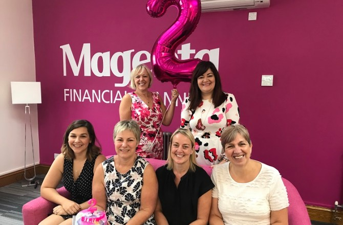 Magenta Financial Planning is Celebrating Two Successful Years in Business