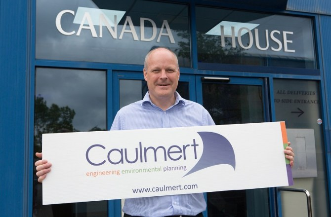 Bangor Based Caulmert Wins UK Government Contract