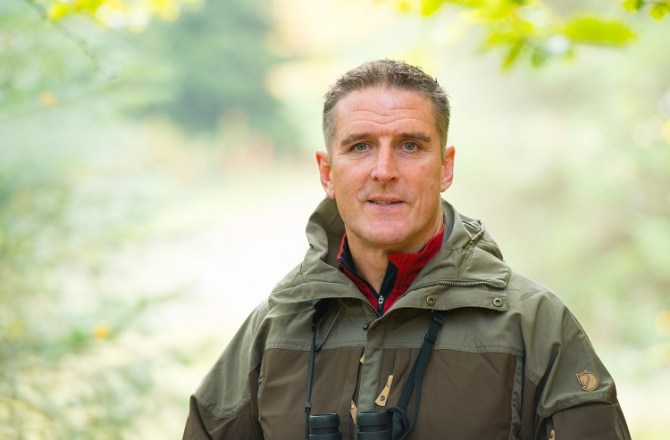 TV Presenter Becomes Patron of Pembrokeshire Environmental Charity
