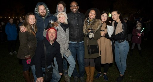 Over 6,900 Attend Caldicot Castle Firework Display