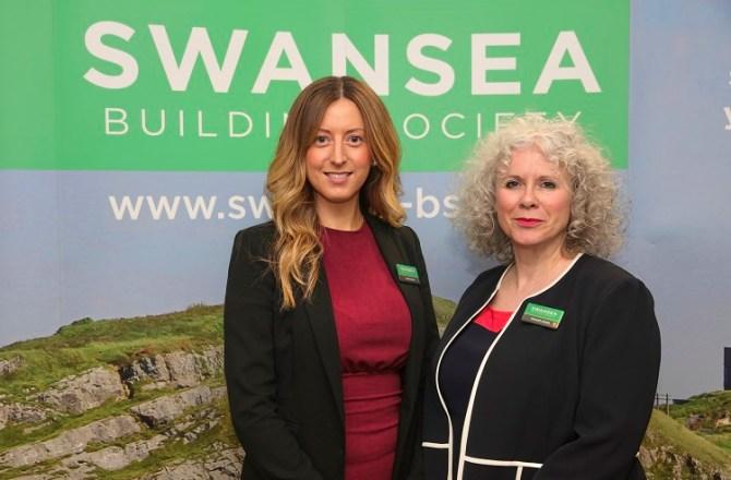 Swansea Building Society's Carmarthen Branch Reaches Mortgage Balance Record