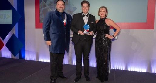 Innovation Centre Director Named Entrepreneurs' Champion