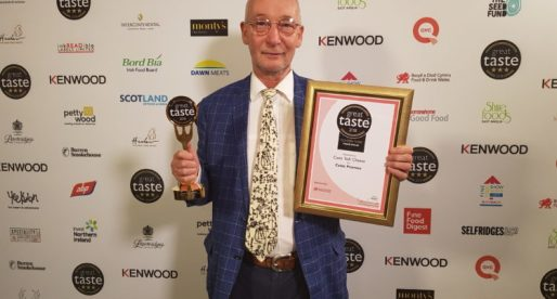 Welsh Food and Drink Winners Celebrate Their Success