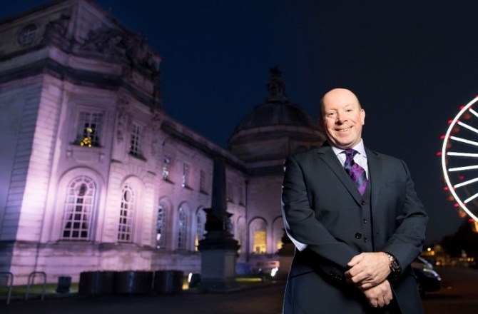 A Decade on the Dole to an Ambassador of the Purple Workforce and Economy