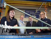 Apprenticeships 'Take Off' at Shortlisted Wrexham Aerospace Company