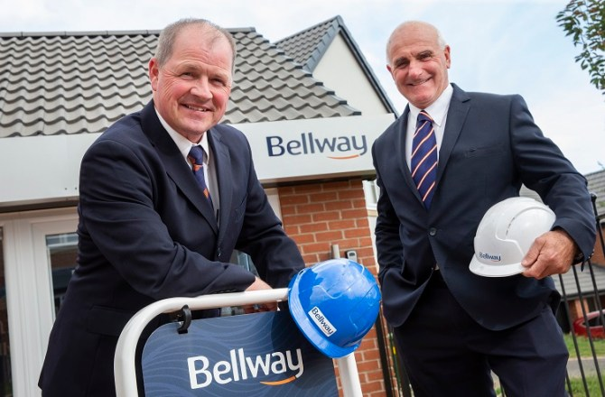 South Wales Housebuilders Celebrate Awards Success