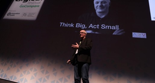Lessons Learned from Silicon Valley Legend at Digital Festival