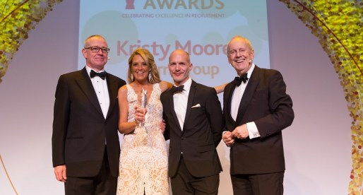 Acorn Crowned UK's Recruiter of the Year at National Recruitment Awards