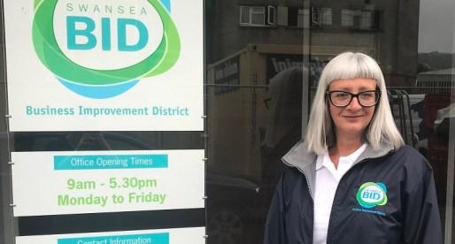 Swansea BID Appoints First Ambassador