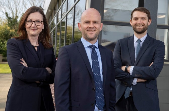 Quantum Appoints Three New Partners