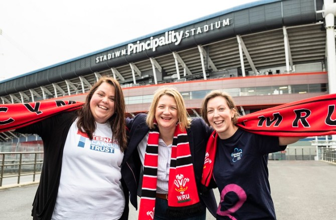 Principality Building Society to Donate £10k to Charity for Every Wales Victory