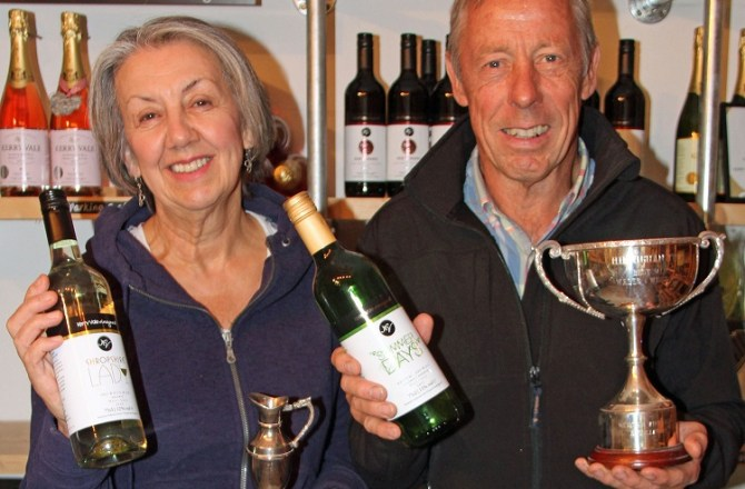 Welsh Vineyard Wins at Prestigious Regional Competition