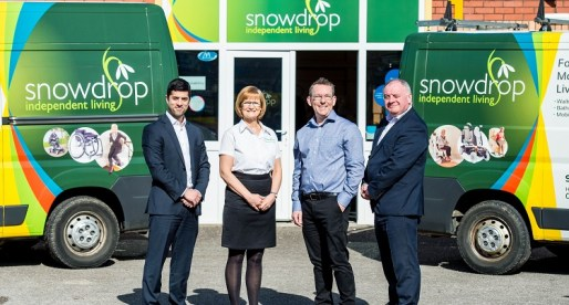 Management Buyout Gives Snowdrop Independent Living New Owners