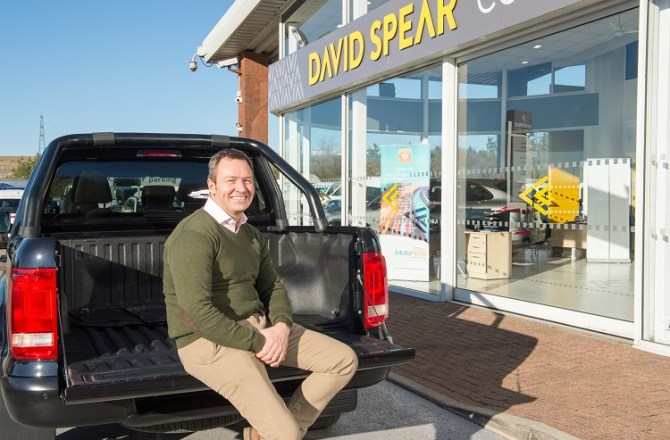 Commercial Vehicle Specialist Offers Insight into Van Market as New Year Sees Growth