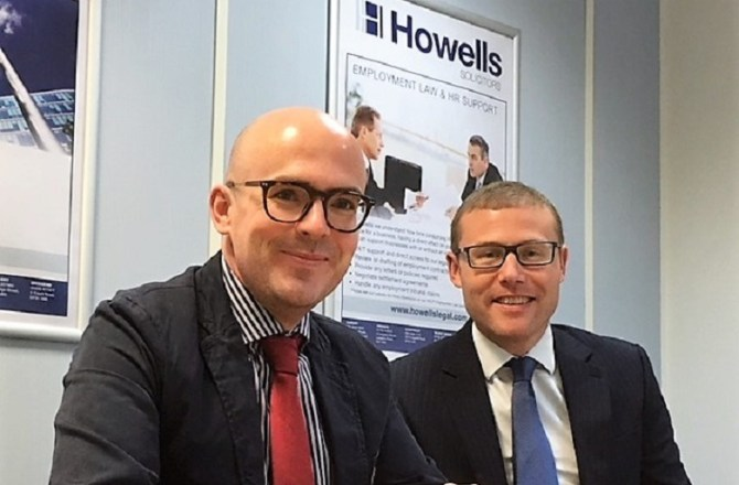 South Wales' Howells Solicitors Appoint New Partner