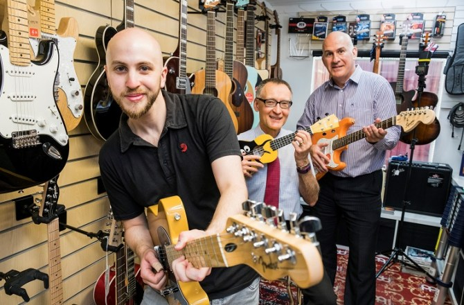 Neath Music Scene Going from Strength to Strength
