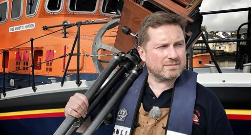 Jack's Lifeboat Station Project comes to the National Library