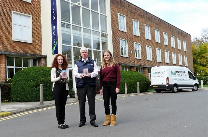 South Wales Business Park Supports Young Entrepreneurs