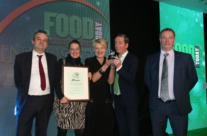 South Caernarfon Creameries Wins Best Dairy Product Award 2016