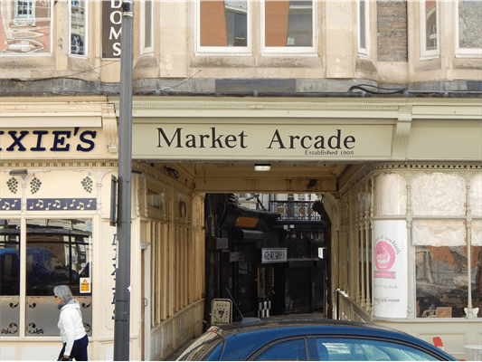 Lottery Money Secured for Historic Newport Arcade