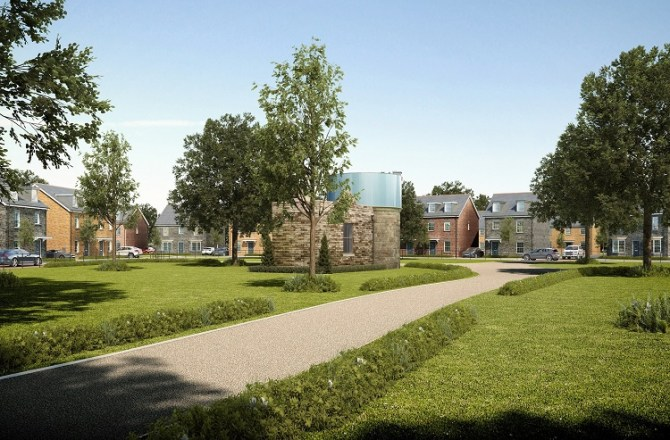 Welsh Developer Starts to Bring New Life to Historic Swansea Site