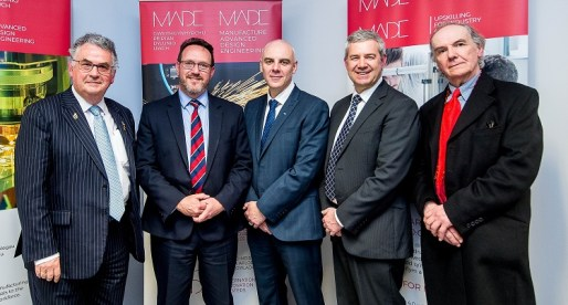 New Disruptive Technologies Initiative Set to Support Welsh Manufacturers