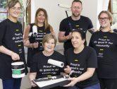 M&S Volunteers in Merthyr Tydfil Bring Community Together