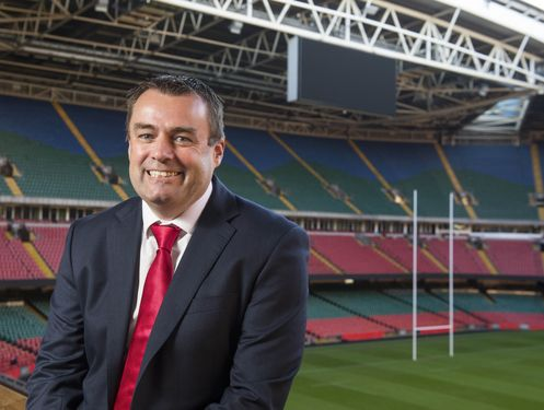 <strong>Business News Wales Meets</strong>: Martyn Phillips, Welsh Rugby Union, Group Chief Executive