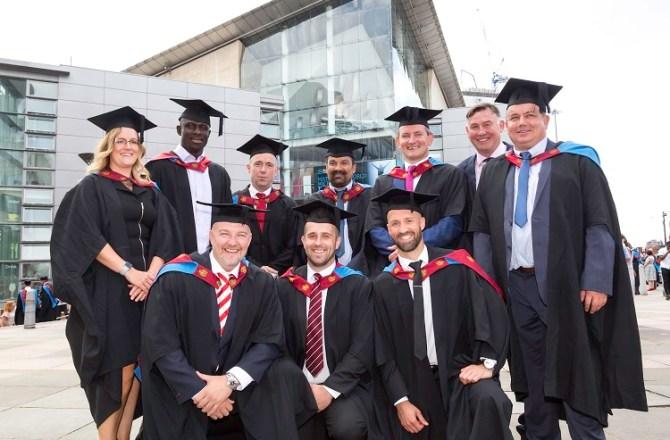 Welsh Football Staff Awarded Elite Sports Directorship