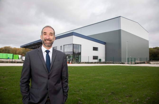 Wrexham Distribution Firm Builds New £3M HQ and Warehouse