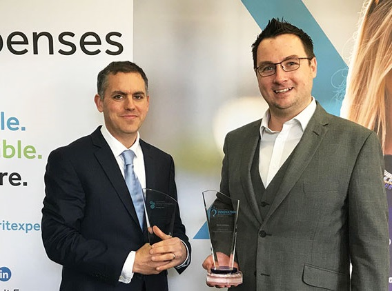 Pembrokeshire-based Software Business Wins Innovation Award