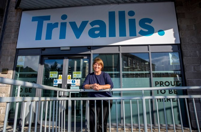 New Director of Development and Regeneration for Trivallis