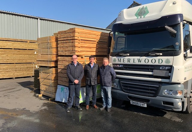 Premier Forest Group Acquires Pembrokeshire Timber Firm