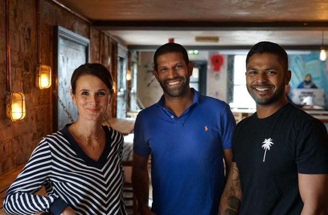 Sri Lankan Street Food Restaurant Set to Open in Cardiff