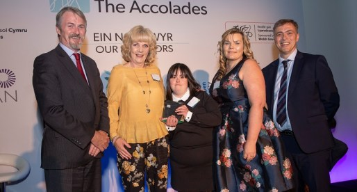 Top Award for Monmouthshire Social Care Project