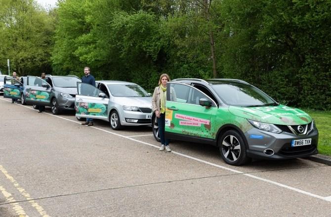 Welsh Entrepreneur Helps Motorists Display Car Advertising
