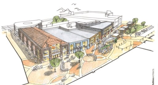 Kier Construction to Undertake Next Phase of Neath Town Centre Re-development