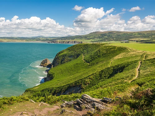Pembrokeshire Coast Named UK Favourite National Park