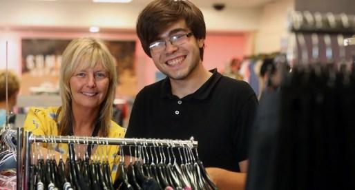 Traineeship Helps Transform Anxious Teenager's Life