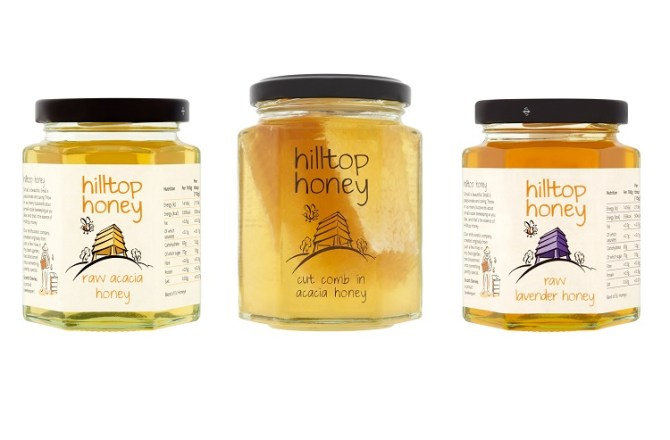 Mid-Wales Honey Company Enjoys Success with Large Order from Tesco