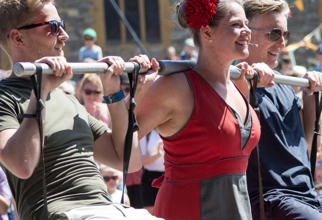 Newport's Street Theatre Festival is this Weekend