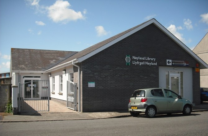 Funding Announced for Pembrokeshire Library During Libraries Week