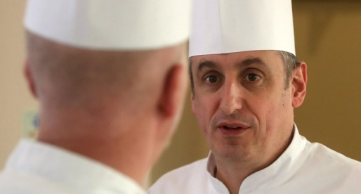 Nick Appointed New Culinary Team Wales Manager