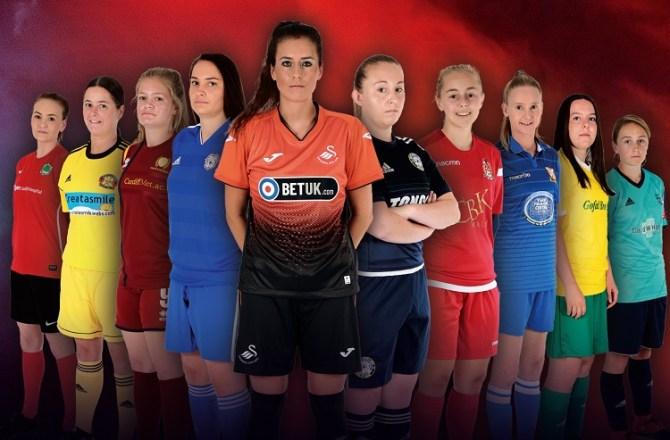 Welsh Premier Women's Re-sign Headline Sponsor