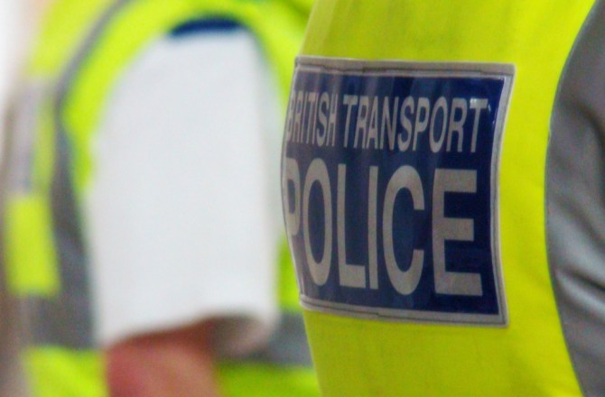 £1.2M Confirmed for British Transport Police Operating in Welsh Sub Division
