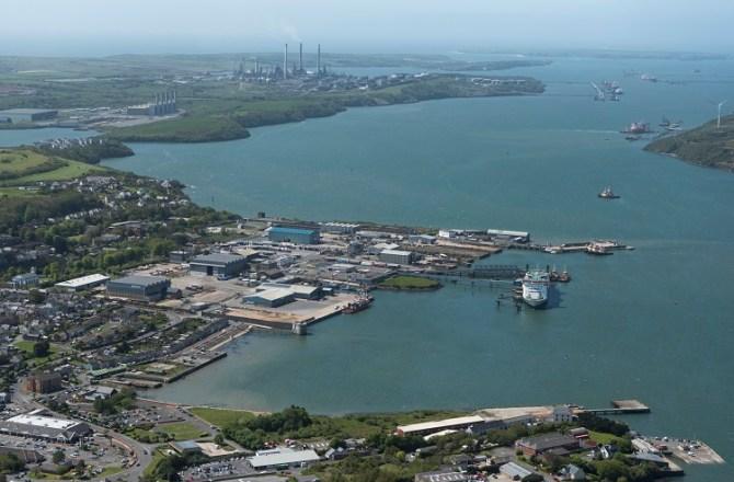 Bombora's European Headquarters to be Based at Pembroke Dock in Wales