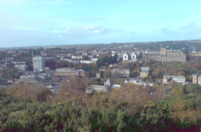 Bangor Named Publishing Capital of Wales
