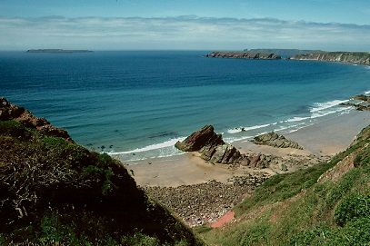 New Wave Energy Scheme Comes to Pembrokeshire with EU funding