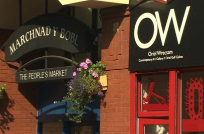 Wrexham's Oriel Wrecsam People's Market Set to be Renamed Following £4.5m Revamp